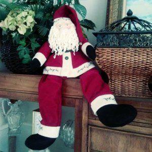 Santa Shelf Sitter or Table Top